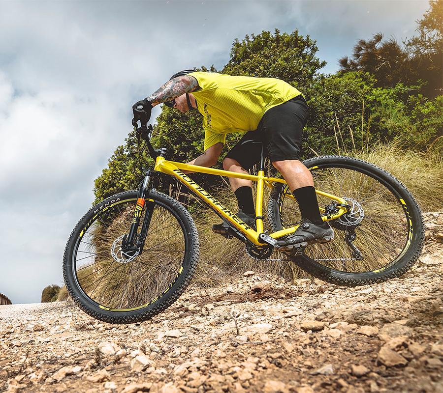 Bicicleta sport mondraker