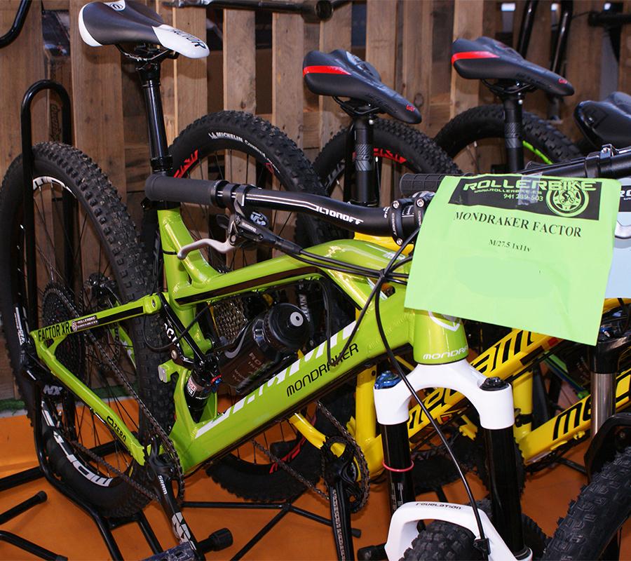 Bicicletas de montaña o montainbike