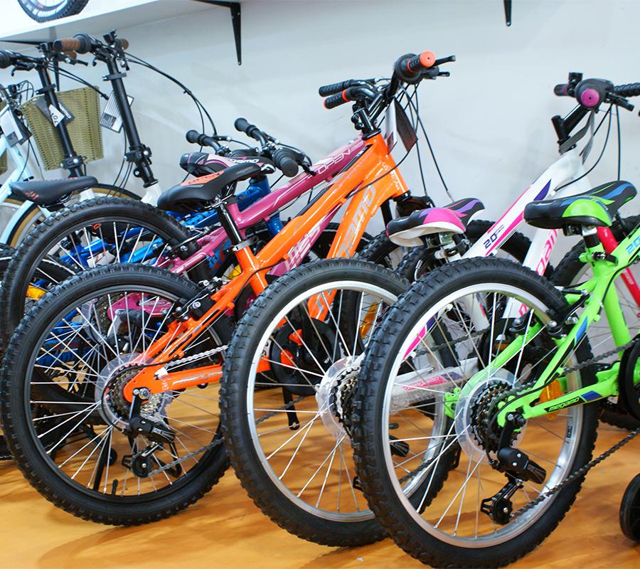 Bicicletas kid-bmx