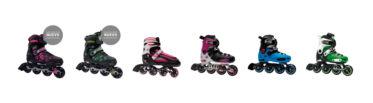 patines en rollerbike logroño la rioja