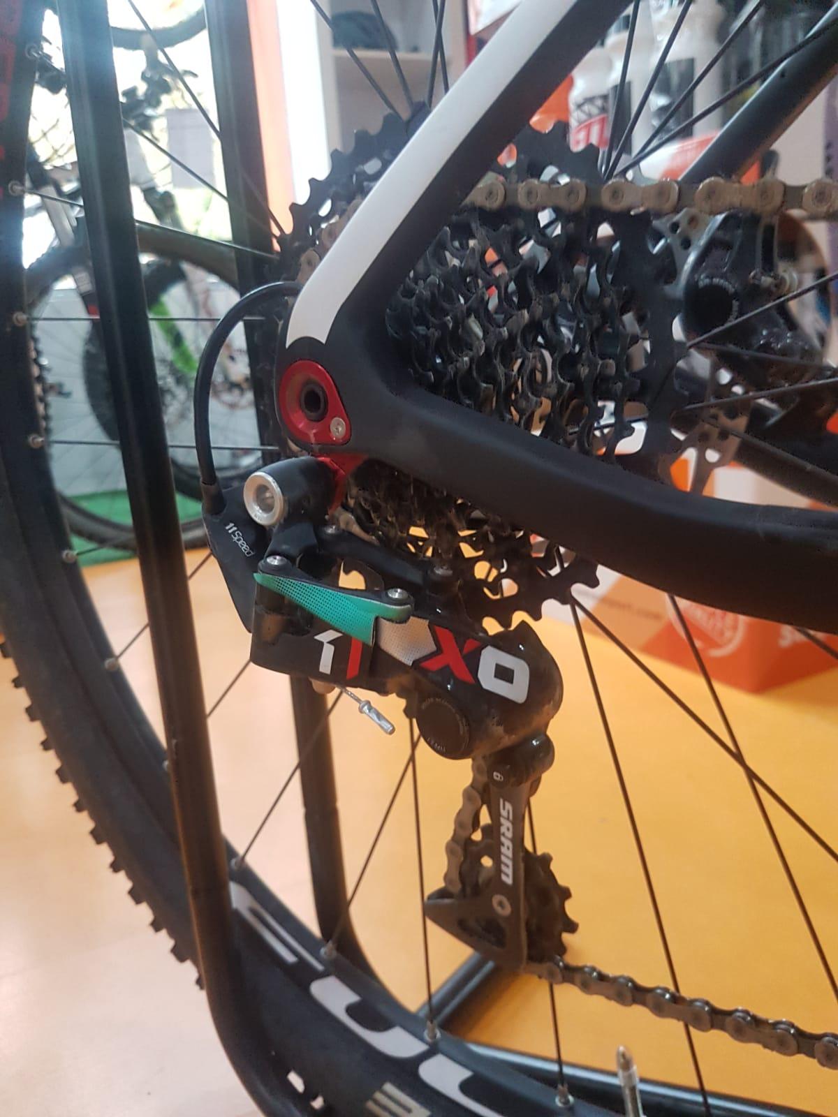 bici de carbon rollerbike