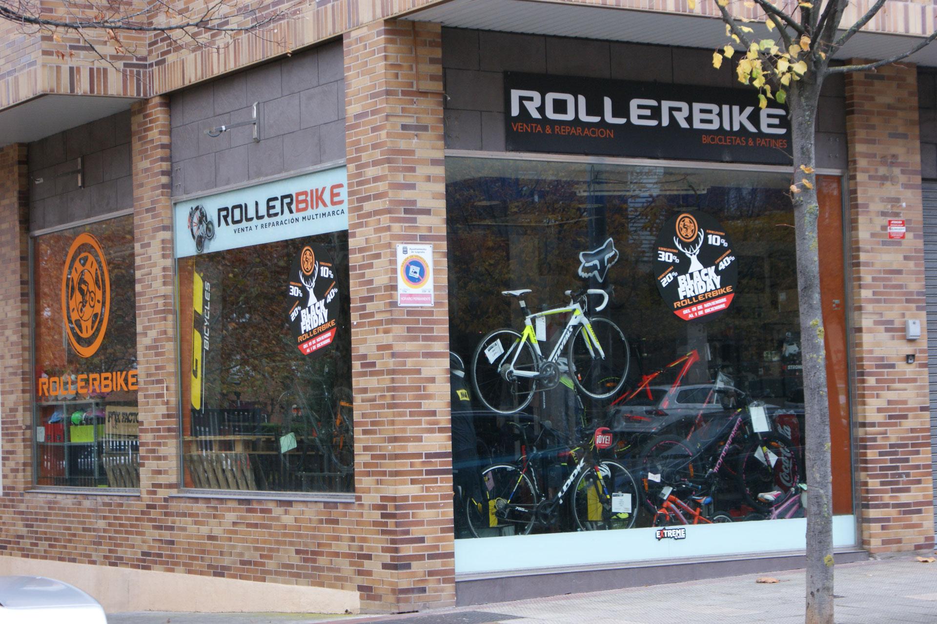 Black Friday Rollerbike Logroño
