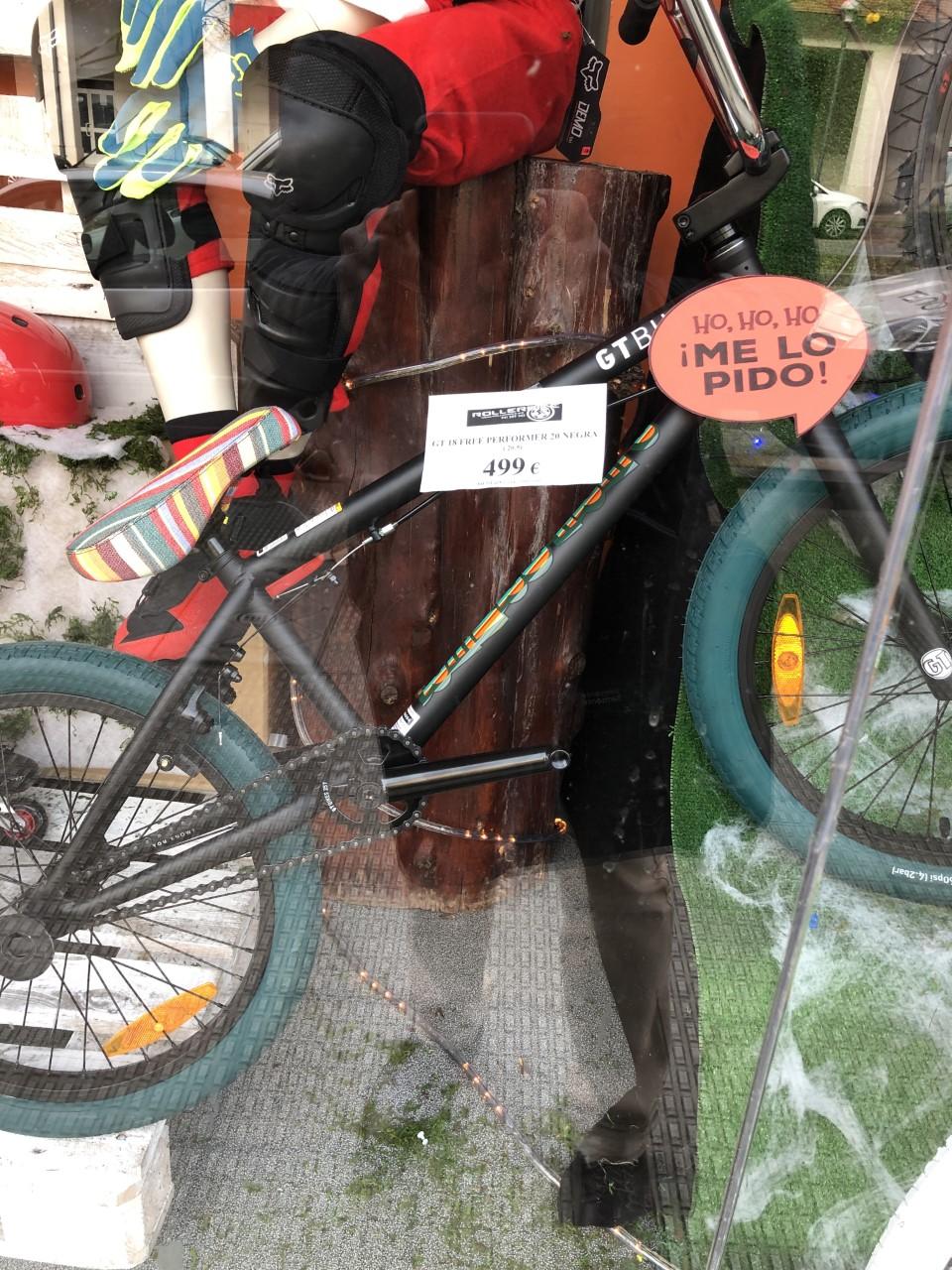 ROLLERBIKE ESPAÑA BMX