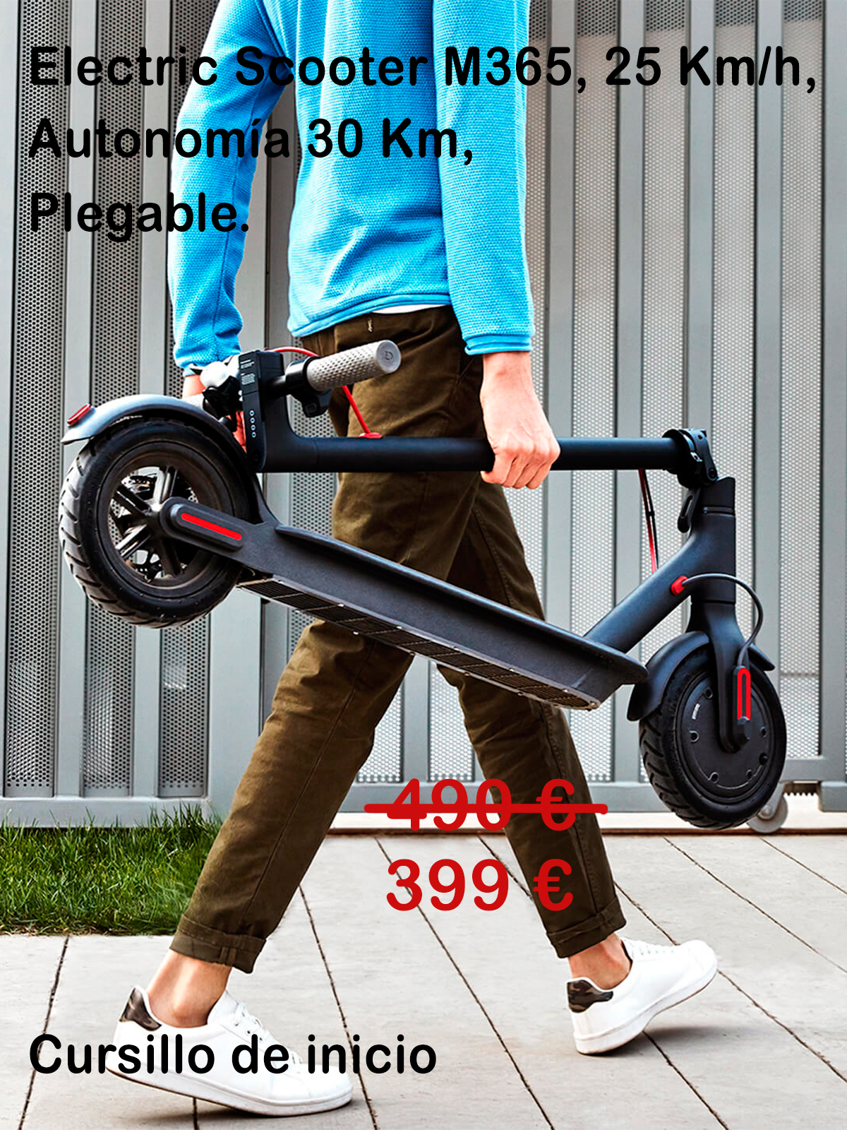 scooter electric m365