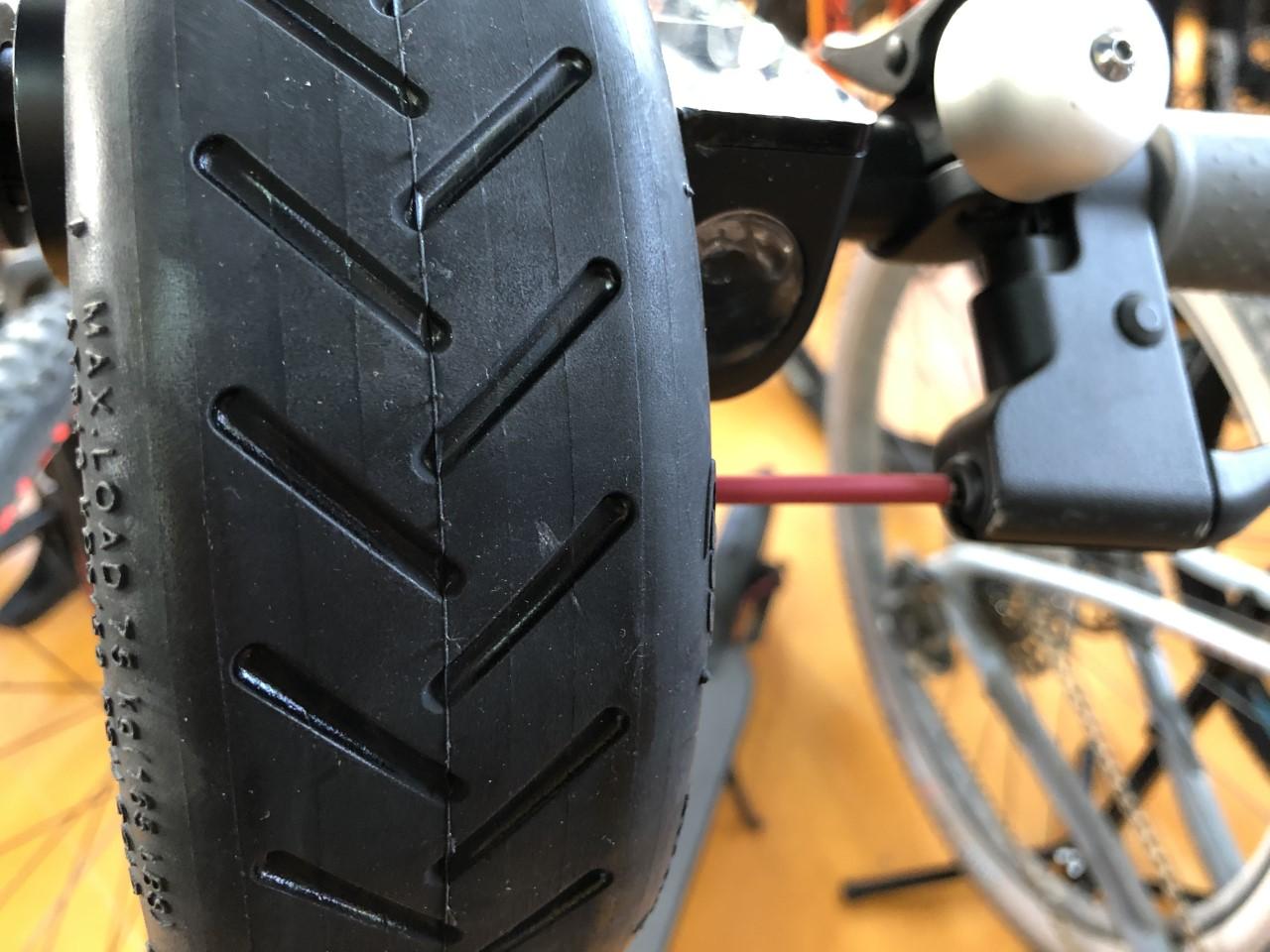 Cambiar rueda a patinete electrico xiaomi