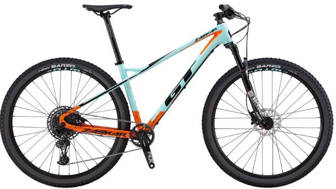 GT bikes Zaskar carbon elite 29 M