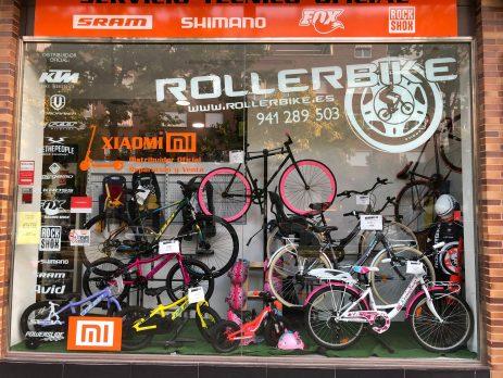 reparacion y venta de bicicleta en logroño