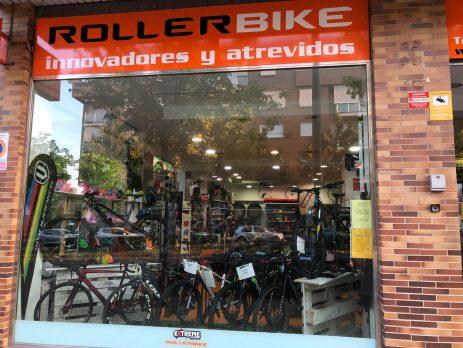 tienda de bicicleta en Logroño